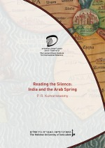 Reading the Silence: India and the Arab Spring