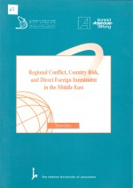 Regional Conflict Country Risk and Direct Foreign Investment in the Middle East