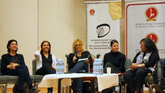 Women in Israeli politics